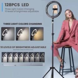 Кольцевая лампа: новое оборудование, продиктованное временем