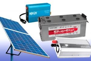 Аккумуляторы для солнечных панелей: что нужно знать?