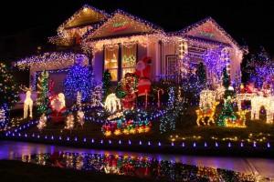 Гирлянда на Новый год: как украсить елку?