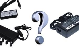Зарядное устройство для ноутбука: как выбрать