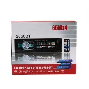 Автомагнітола MP3 2055 BT ISO+Bluetooth
