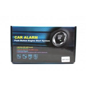 Автосигналізація CAR ALARM KD3600 GSM / GPS / APP / кнопка старт-стоп