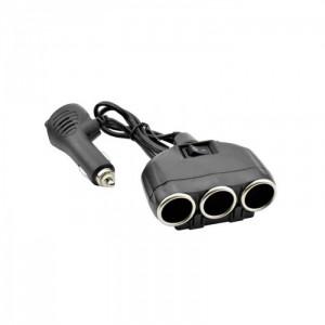 Автомобильное зарядное устройство для разветвителя Olesson 1634 USB 12V/24V
