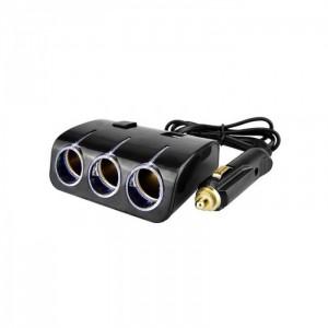 Автомобильное зарядное устройство для разветвителя Olesson 1506 2USB 12V/24V