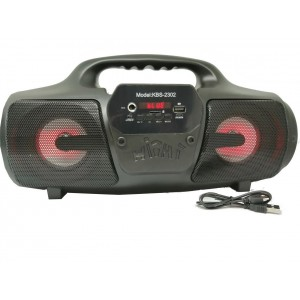 Бумбокс Bluetooth RADIO KBS-2302