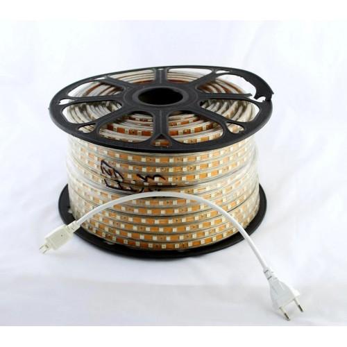 Светодиодная лента SMD 5050 60 шт/м Желтая (цена за 5 метров)