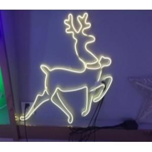 """Светящаяся фигура """"Новогодний Олень"""" ( Deer  Light)"""