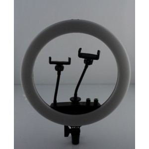 Кольцевая LED лампа USB 36cm для селфи + пульт   RING LIGHT