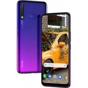 Смартфон TECNO Camon 12 (CC7) 4/64Gb Dual SIM Dawn Blue