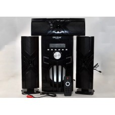 Акустическая система 3.1 DJACK E 23 60W (USB/FM-радио/ Bluetooth)
