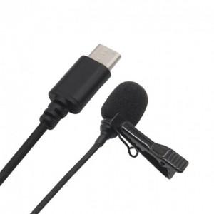 Петличный микрофон JBC-051 для телефона Type-C