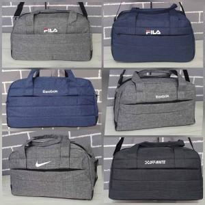 Спортивно-дорожная сумка (разные надписи)