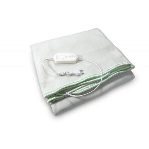 Электропростынь с сумкой electric blanket140*160 Белая