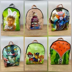 Рюкзак из экокожи Fairy (заказ от 5 штук)
