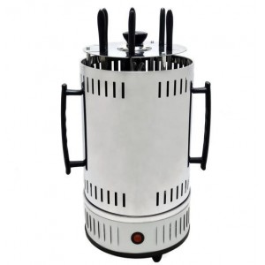Електрошашличниця BBQ MS 7781 (чорна)