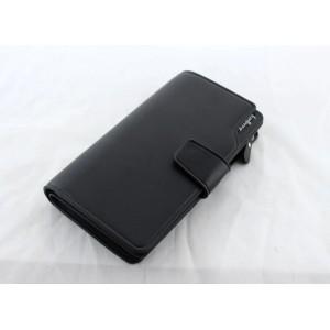 Чоловічий гаманець Baellerry 1063 BLACK