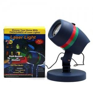 Вуличний проектор Star Shower Laser Light + cassete