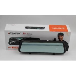 Автомобільний відеореєстратор-дзеркало з двома камерами DVR E92 1080P full screen 10 ''
