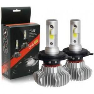 Автолампа LED S9 H4