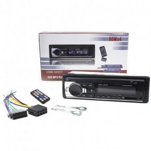 Автомагнитола 1DIN MP3 520BT-MP3