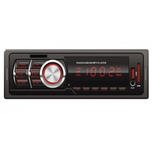 Автомагнитола 1DIN MP3 603 ISO, проц.7388