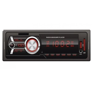 Автомагнітола 1DIN MP3 606 ISO, проц.7388
