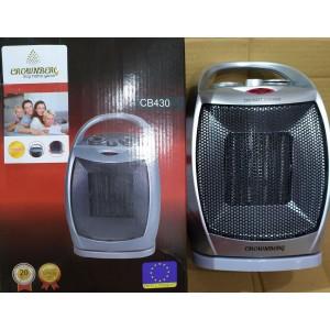 Тепловентилятор керамический Heater Crownberg CB 430