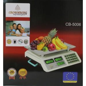 Весы Crownberg CB 5006