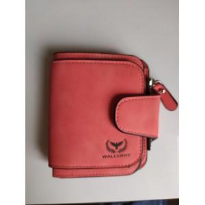 Кошелек 2346 Красный Wallerry (300)