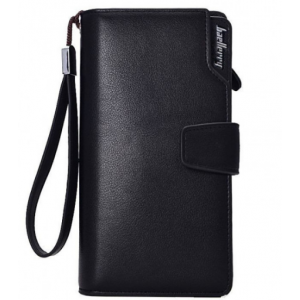 Кошелек S1063 Черный Wallerry (300)
