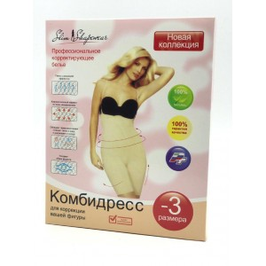 Комбидресс L/XL Slim Shapewear телесный (200)