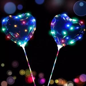 Bobo Ballons Серце HEART (500)