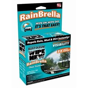 Рідина для захисту скла RAIN BRELLA (Антидощ)