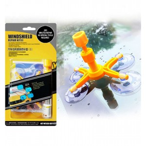Комплект для ремонту лобового скла Versachem Windshield Repair Kit