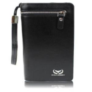 Кошелек 618 Черный Wallerry (300)