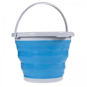Туристичне складне відро 10 літрів Collapsible Bucket
