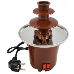 Шоколадный фонтан мини Фондю Mini Chocolate (24)