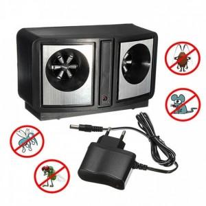 Ультразвуковий відлякувач гризунів та комах Dual sonic