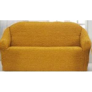 Накидка на диван №6 ЖЕЛТАЯ (30)