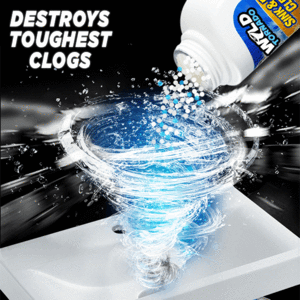 Мощный очиститель для мойки и слива WILD Tornado Sink & Drain Cleaner № F24 (100)