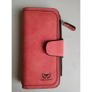 Кошелек 2345 Красный Wallerry (300)