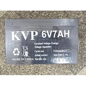 Аккумулятор 6V 7A (20)