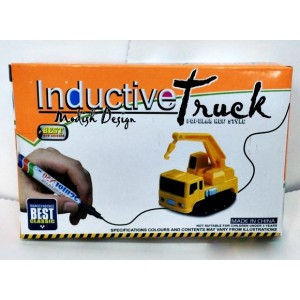 Машинка Inductive truck (96)