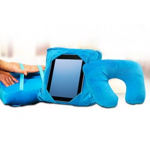 Новая Подушка-подставка 3 в 1 GoGo Pillow № B48 (50)