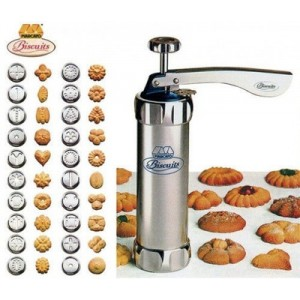 Кондитерський шприц прес для печива Biscuits