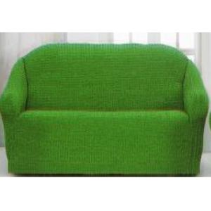 Накидка на диван №20 ЗЕЛЕНАЯ (30)