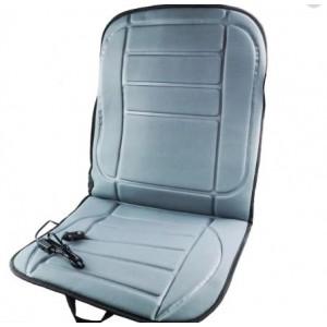 Накидка на сиденье авто с подогревом от прикуривателя №H38 (100)