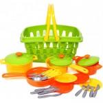 Кухні, посуд і меблі