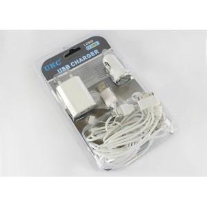 Адаптер Mobi charger MX-C12 12in1 Long