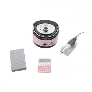 Фрезер для манікюру і педикюру ZS-606-pink, 35000 об, 65 ватт